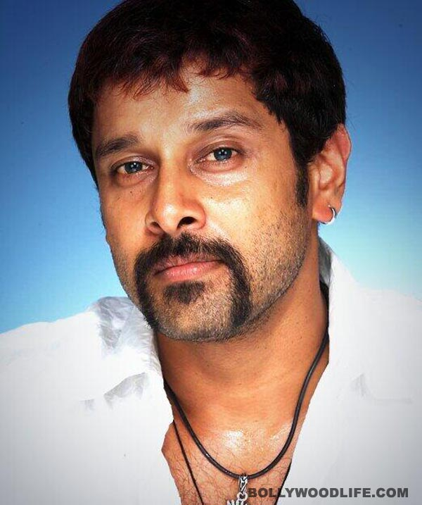 Why is Vikram hiding from the public eye?