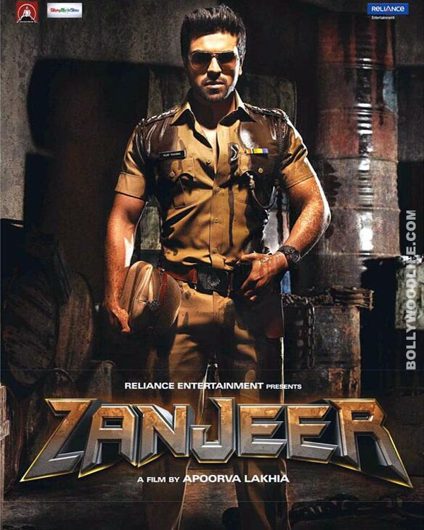 Zanjeer first look: Ram Charan Teja looks like he means business!