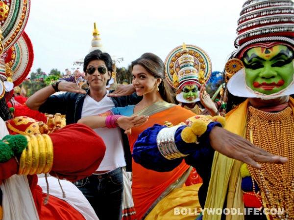 Chennai Express song Kashmir main tu Kanyakumari: Shahrukh Khan and Deepika Padukone dance like no one's watching