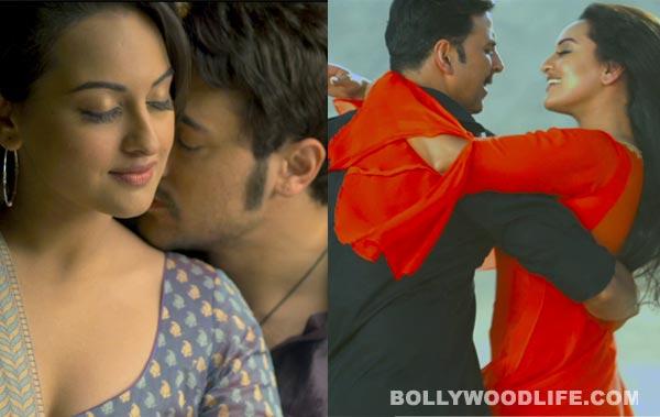 Once Upon a Time in Mumbaai Dobara song Chugliyaan: Akshay Kumar and Imran Khan are madly in love with Sonakshi Sinha!