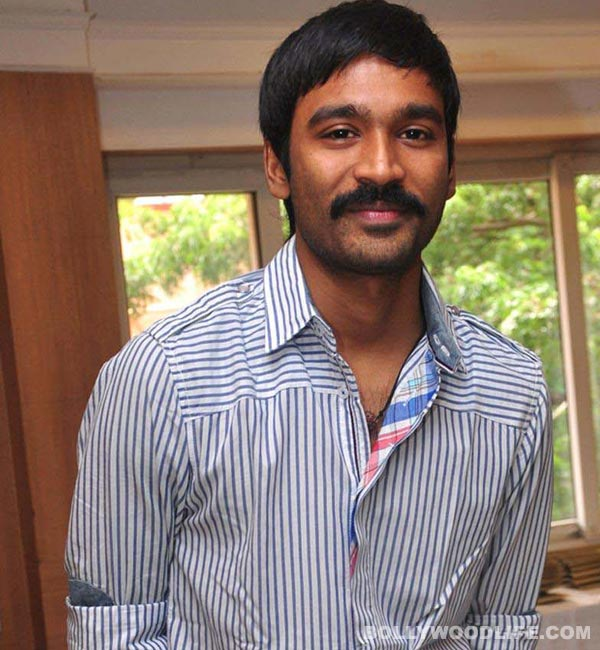 Dhanush off to London for birthday celebrations!