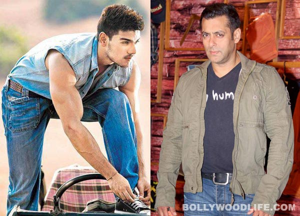 Salman Khan turns hero for Suraj Pancholi; keeps the newcomer's dream debut alive!