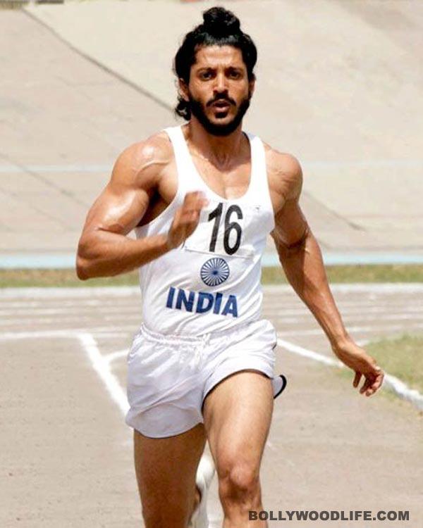 Bhaag Milkha Bhaag running ahead at the box office