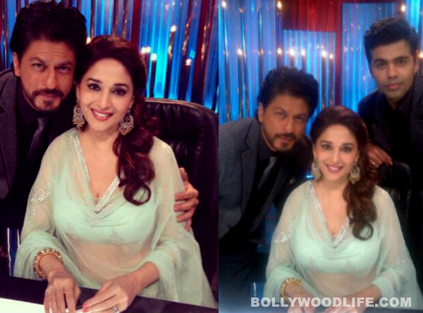 Jhalak Dikhhla Jaa 6: Shahrukh Khan asks Madhuri Dixit to come 'aur paas'...