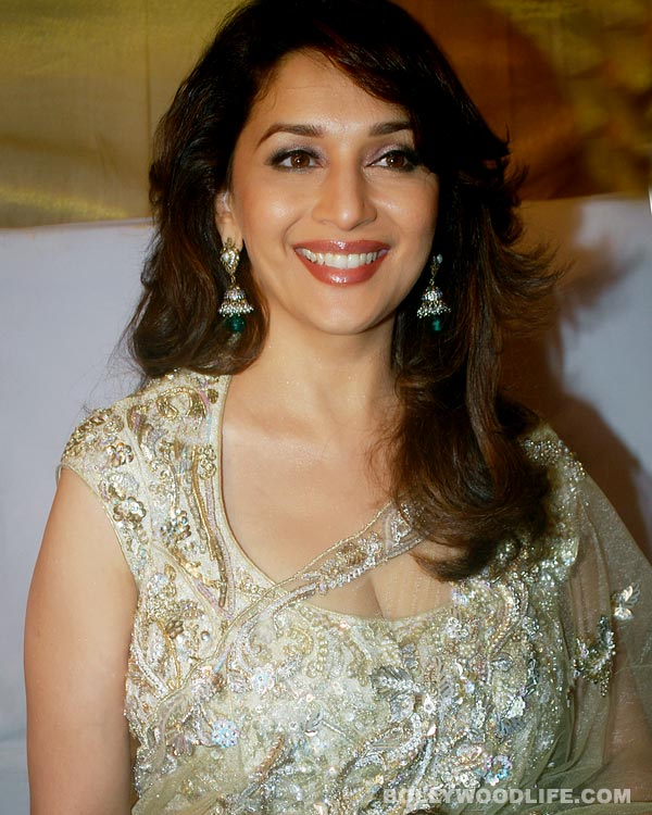 Rumours of Madhuri Dixit passing away do the rounds of the virtual world!