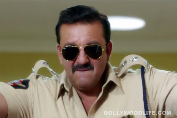 Policegiri movie review: Strictly for Sanjay Dutt fans!