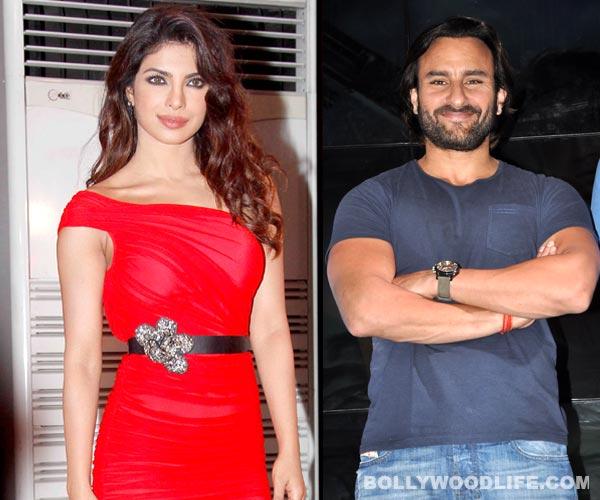 Priyanka Chopra and Saif Ali Khan to pair up for Kabir Khan's next