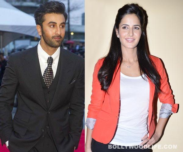 What was Ranbir Kapoor's birthday surprise for Katrina Kaif?