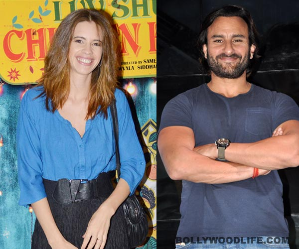 Kalki Koechlin pairs up with Saif Ali Khan