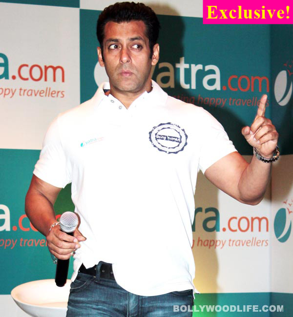 Salman Khan loses his cool again… lashes out at journalist!