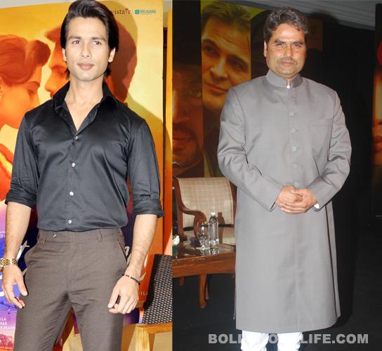 Vishal Bhardwaj to work with Shahid Kapoor again?