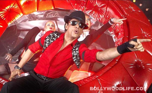Why will Shahrukh Khan not perform at Chennai Express music launch?