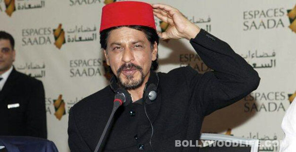 Does Shahrukh Khan look good with a French beard? - Bollywoodlife.com