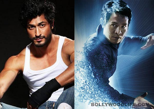 What do Vidyut Jamwal and Jet Li have in common?