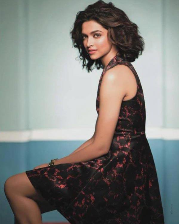 Meet Deepika Padukone, the 9 to 5 office chick!