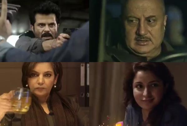 Anil Kapoor's 24 trailer: Rugged, intriguing and intense!