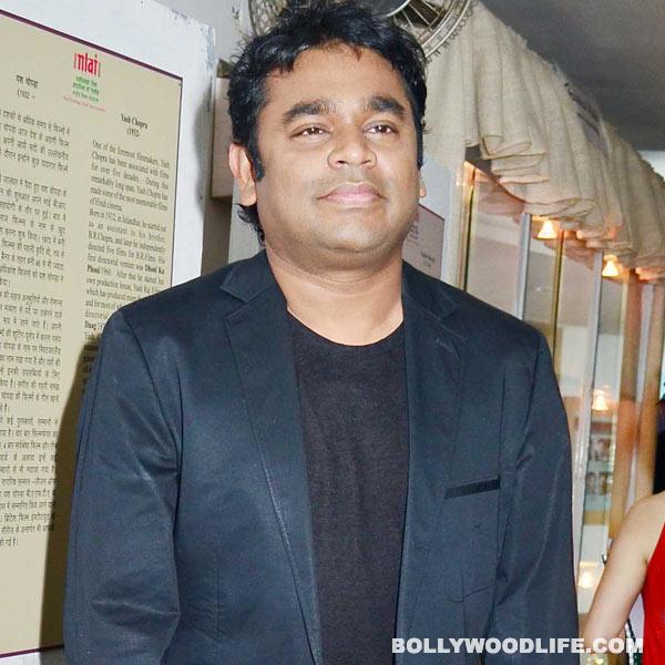 AR Rahman turns Bollywood filmmaker!