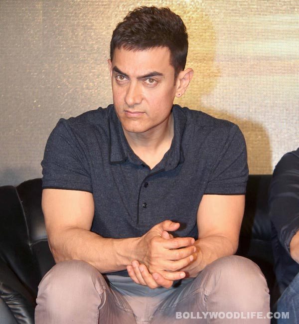 Is Aamir Khan absconding?