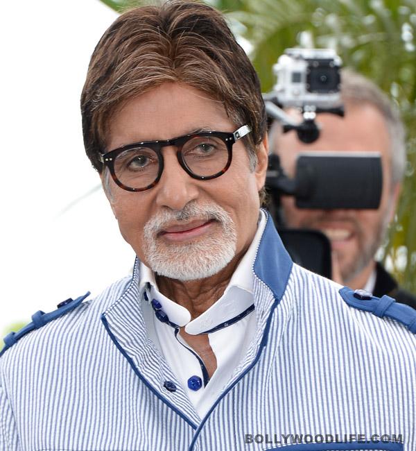Amitabh Bachchan in love with Shahrukh Khan's baby son AbRam!