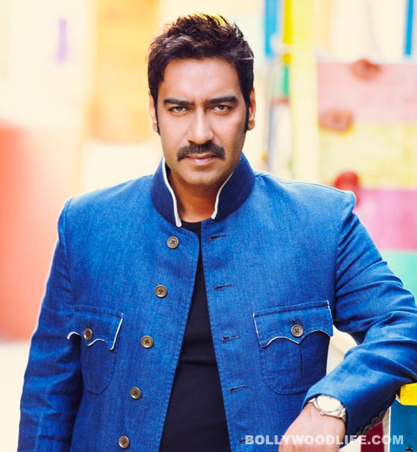 Ajay Devgn: Mahatma Gandhi was a very aggressive and violent person!