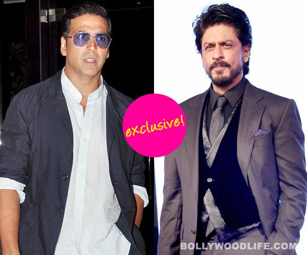 Why did Akshay Kumar follow Shahrukh Khan to Dubai?