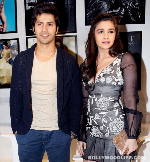 Alia Bhatt and Varun Dhawan: Not the next Shahrukh Khan and Kajol!