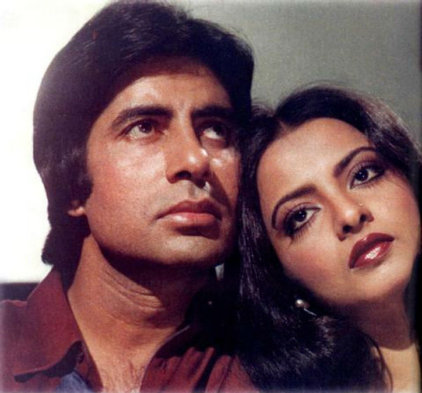 Amitabh Bachchan and Rekha to do a film?