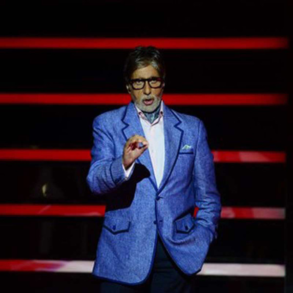 Amitabh Bachchan gets nervous before the launch of Kaun Banega Crorepati
