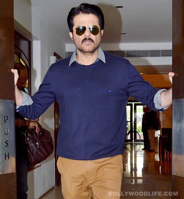 Will Anil Kapoor manage to pull off a superhero film?