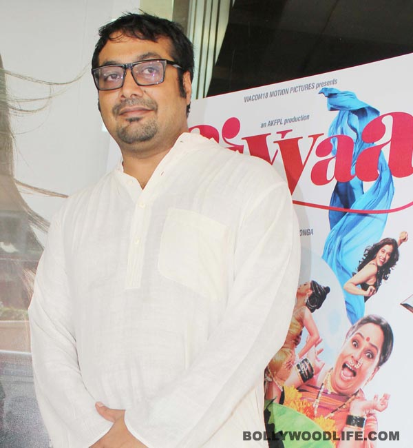 Why is Anurag Kashyap partnering with a politician's son?