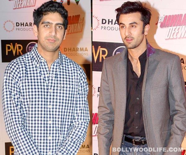 Ayan Mukerji competes with best buddy Ranbir Kapoor?