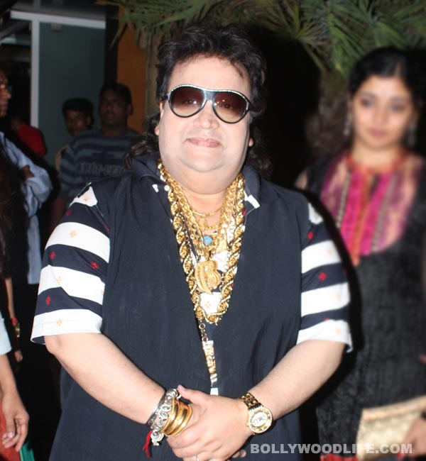 Bappi Lahiri and Yash Raj Films tie up for the first time