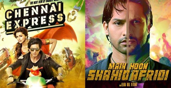 Is Shahrukh Khan's Chennai Express causing trouble in Pakistan?