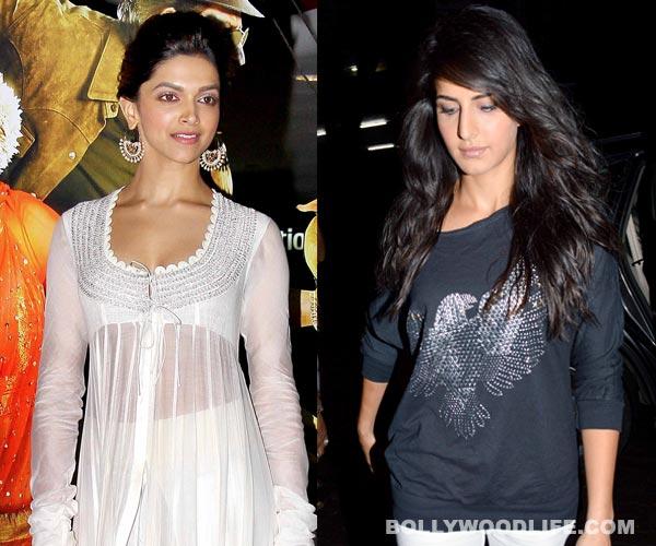 What is Deepika Padukone's advice to Katrina Kaif on her leaked bikini pictures?