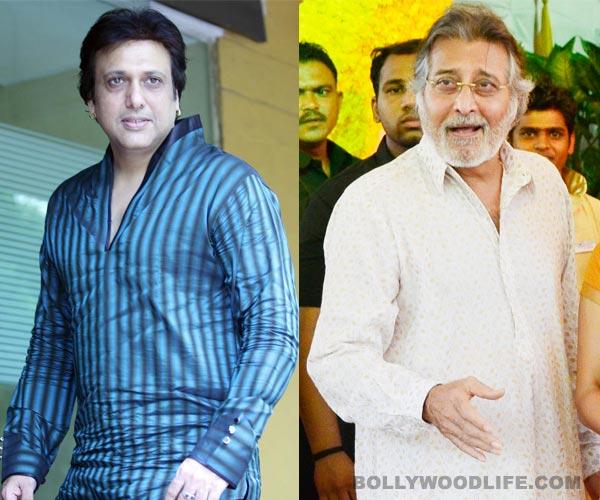 Will Govinda and Vinod Khanna make a comeback with Hero?