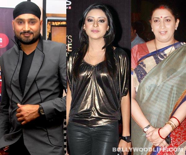 Bigg Boss 7: Pratyusha Banerjee, Smriti Irani, Harbhajan Singh to be the inmates?