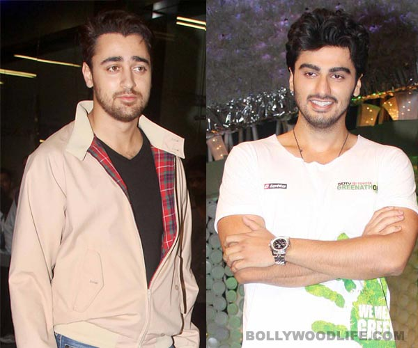 Imran Khan and Arjun Kapoor - Why are young actors refusing YRF films?