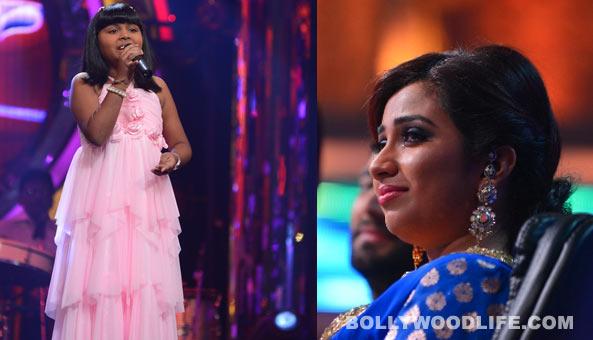 Indian Idol Junior: Why did Shreya Ghoshal cry?