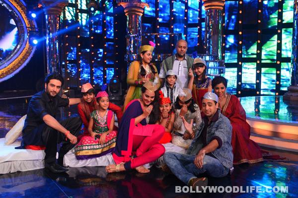 Indian Idol Junior: Sonakshi Sinha and Imran Khan impressed with qawaalis