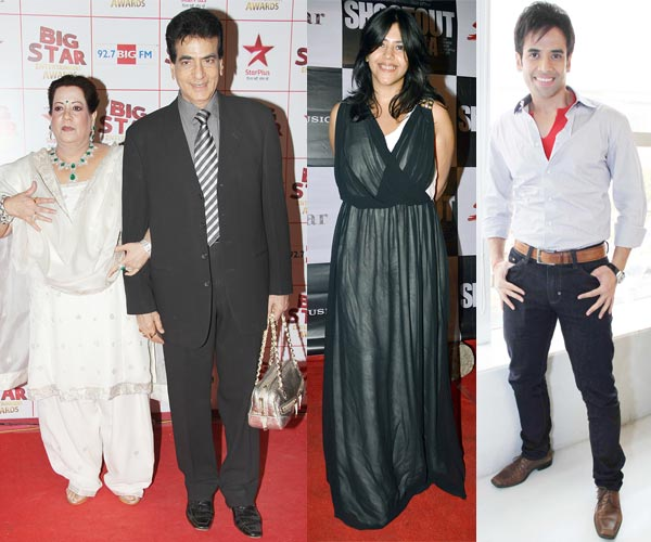 Ekta Kapoor and Tusshar Kapoor to holiday with parents!