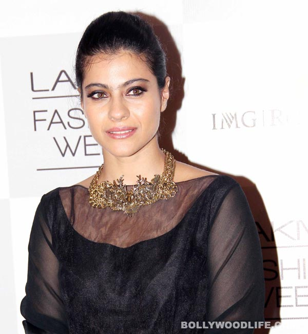 Will Kajol be a part of Ajay Devgn's next production?
