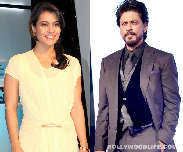 Kajol finds Shahrukh Khan's son AbRam cute!