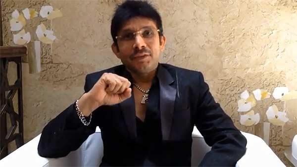 KRK booked for defaming Dhanush!