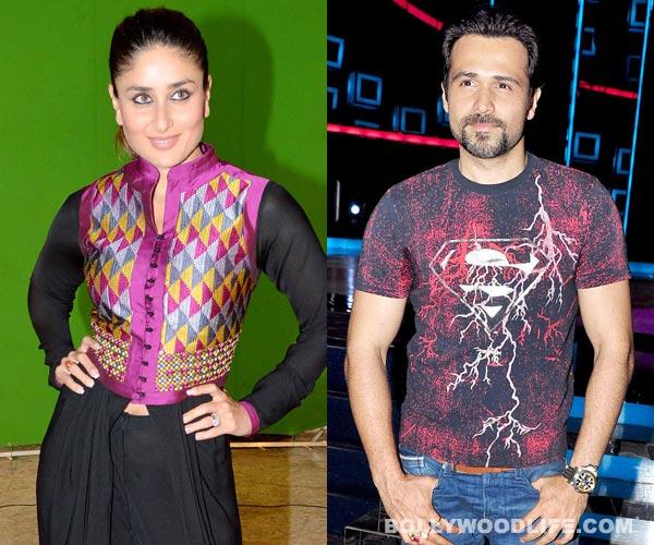 Kareena Kapoor won't lock lips with serial-kisser Emraan Hashmi!