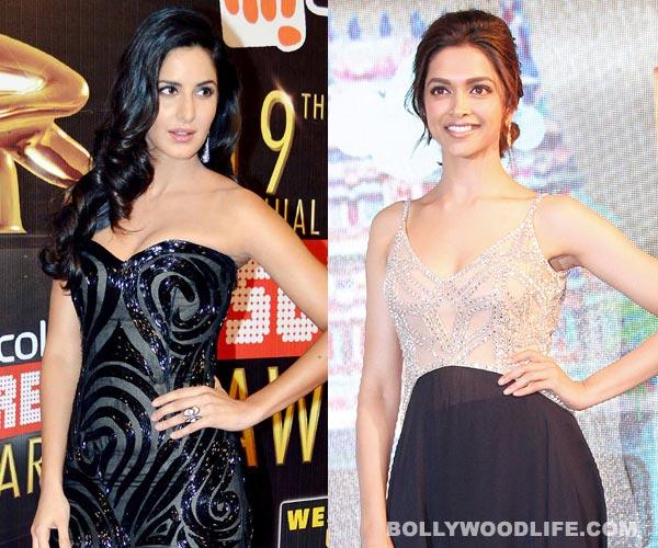 Is Katrina Kaif insecure about Deepika Padukone?