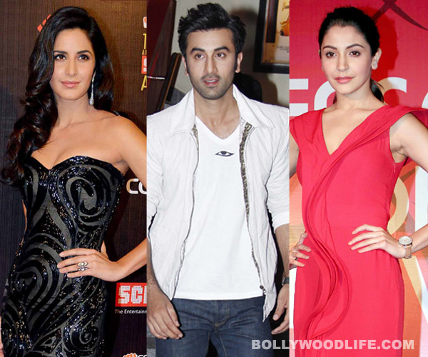 The curious case of Katrina Kaif, Anushka Sharma and Ranbir Kapoor...