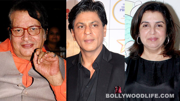 Why is Manoj Kumar withdrawing case against Shahrukh Khan and Farah Khan?