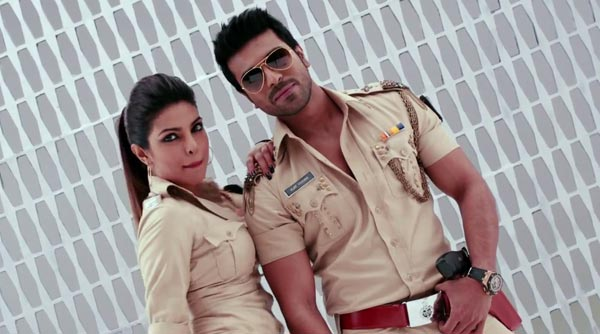 Do Priyanka Chopra and Ram Charan make you want to shake a leg?