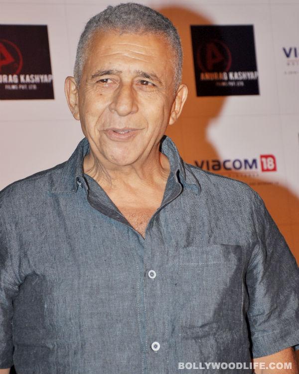 Naseeruddin Shah: I don't think anybody should try remaking Masoom