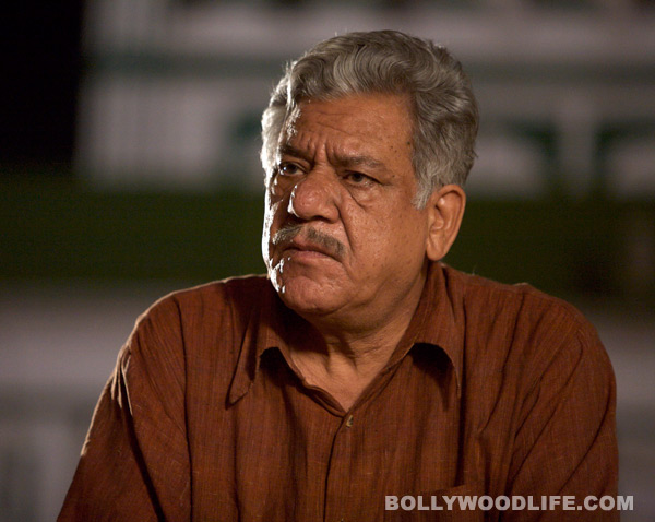 Om Puri absconding after being charged with domestic violence